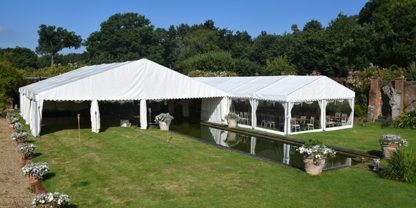 12m&6m Frame Marquee