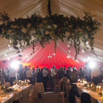 12m Frame Marquee