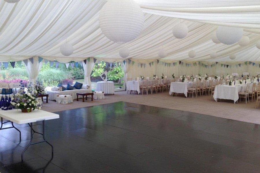 Dance floor (Wooden)