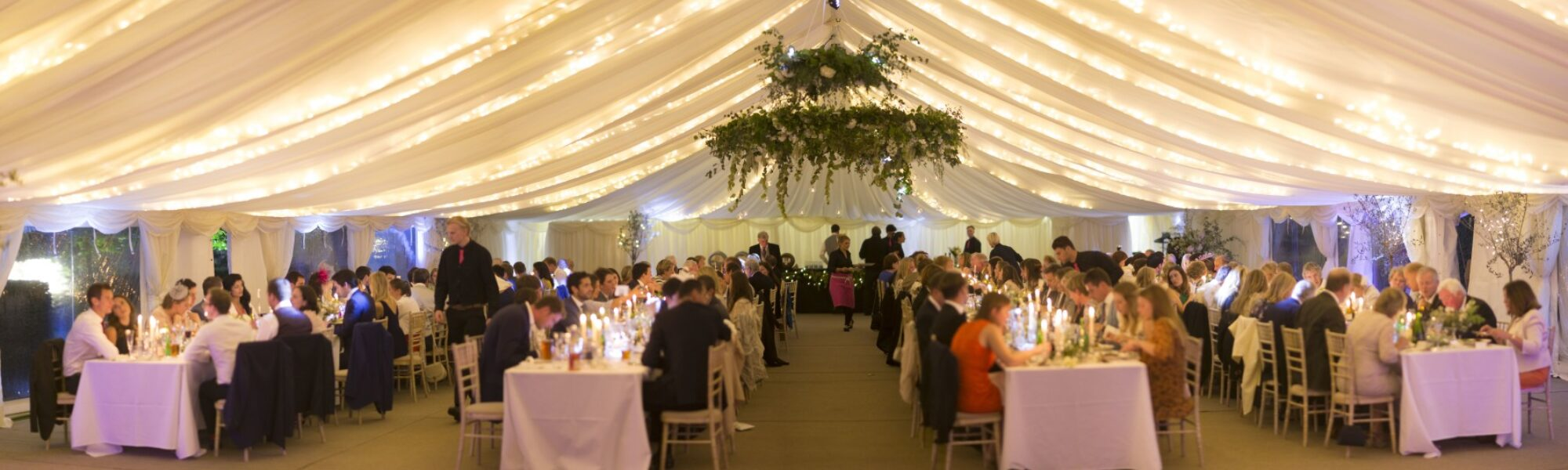 15 Frame marquee with Fairy lights