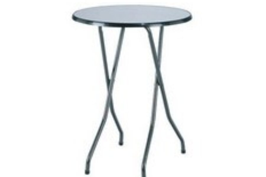 Poseur-table
