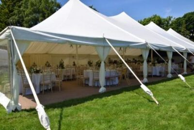 40x100 Traditional Marquee