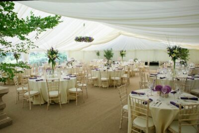 15m Frame Marquee