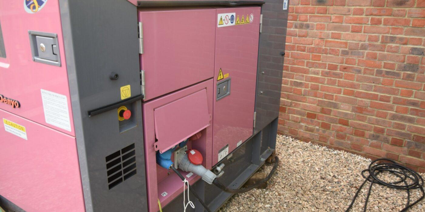 Generator leads