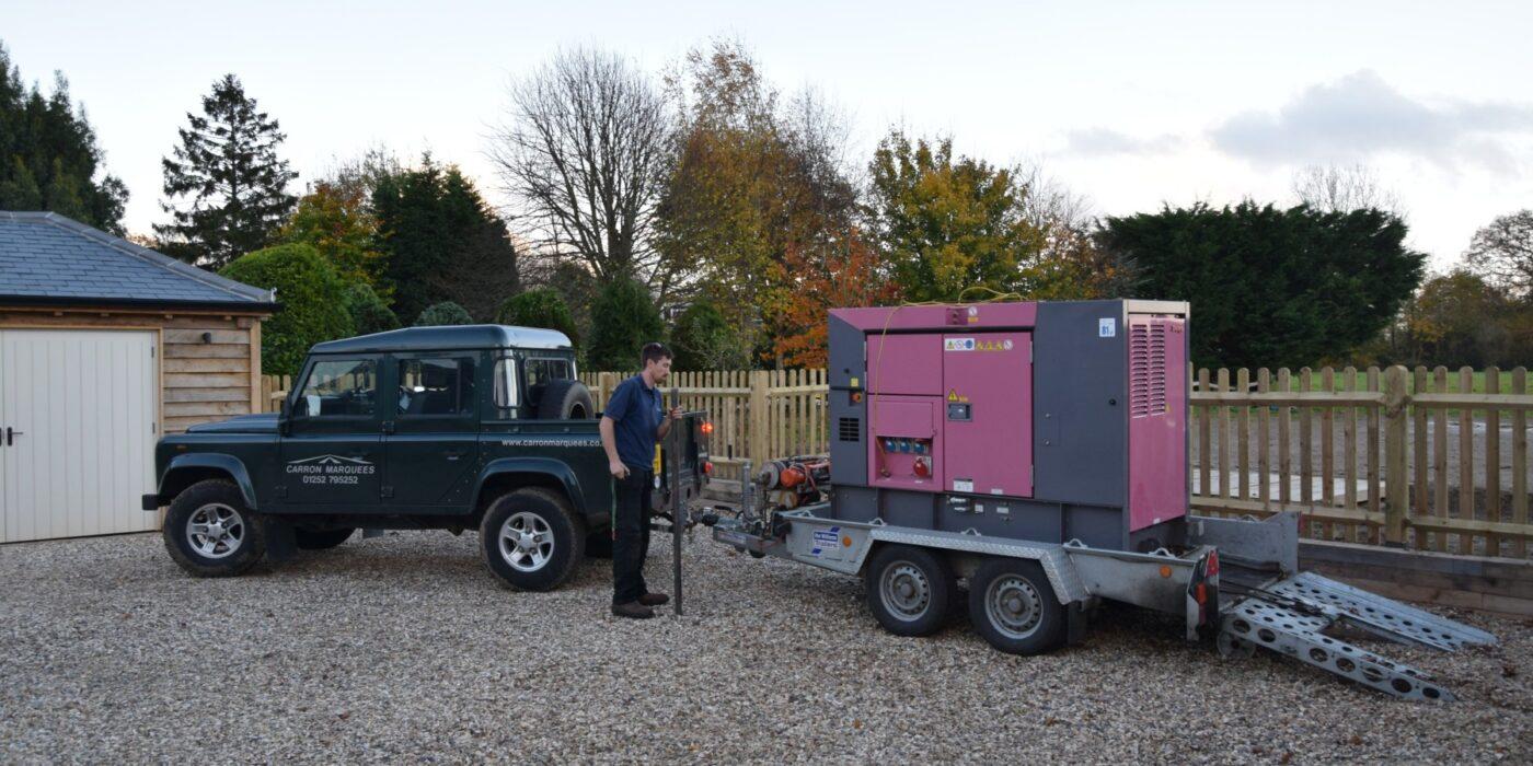 Generator Loaded