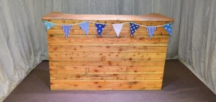 Bunting - Front View