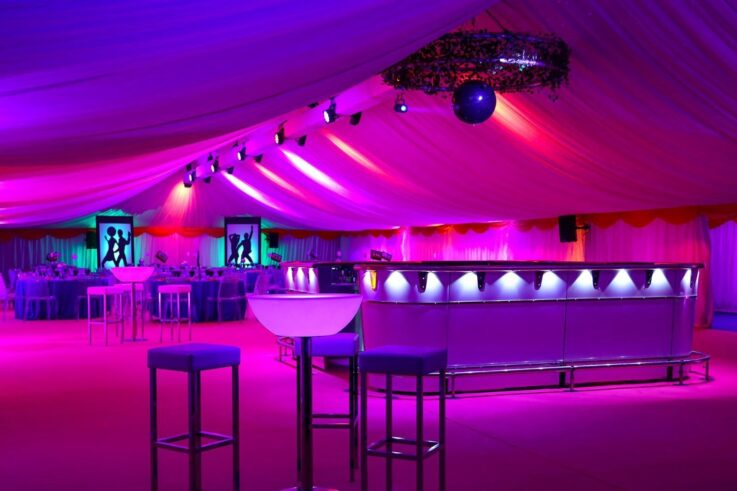 The Marquee Extras that can give your event a touch of luxury