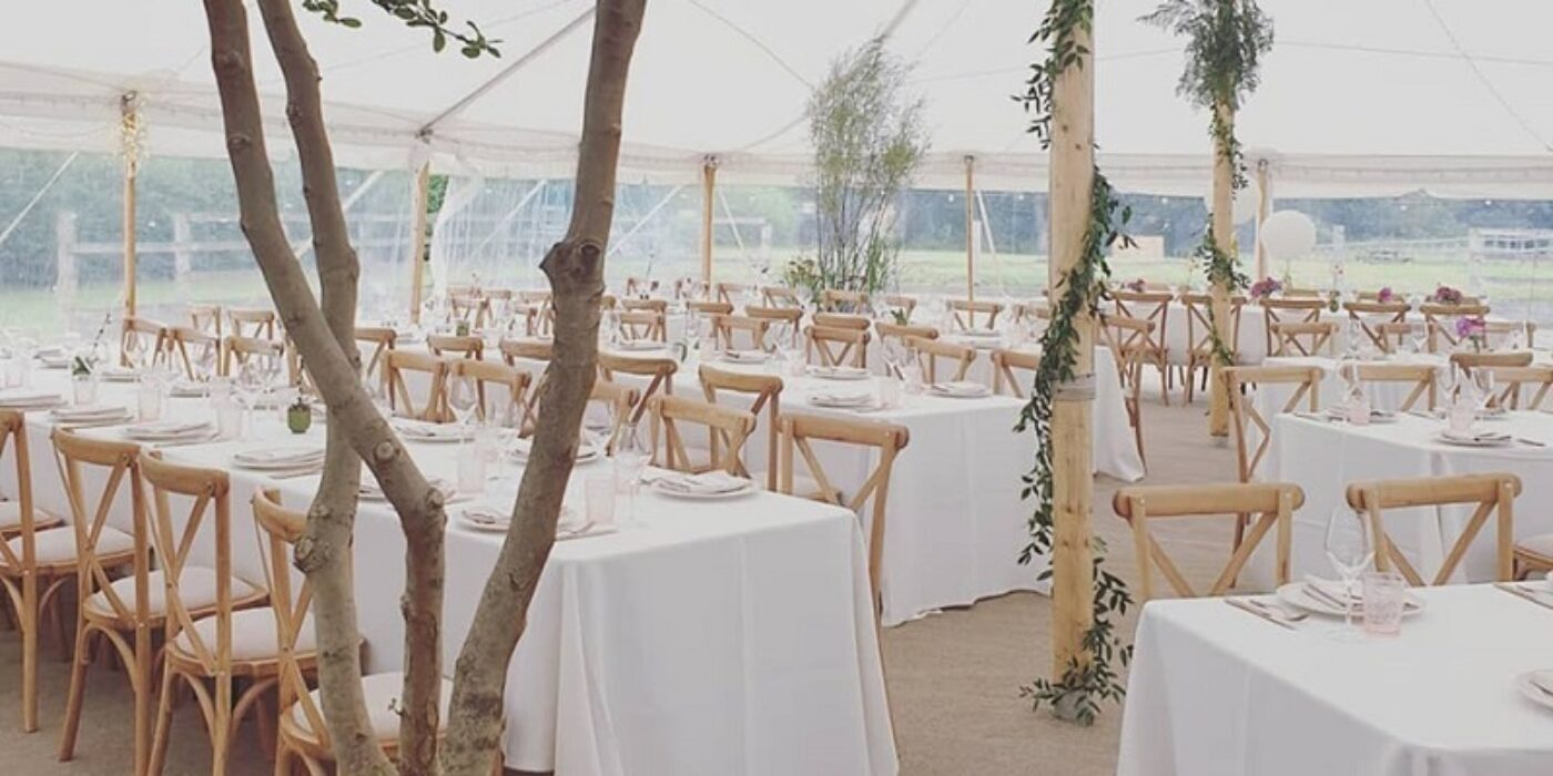 Marquee Crossback Chairs