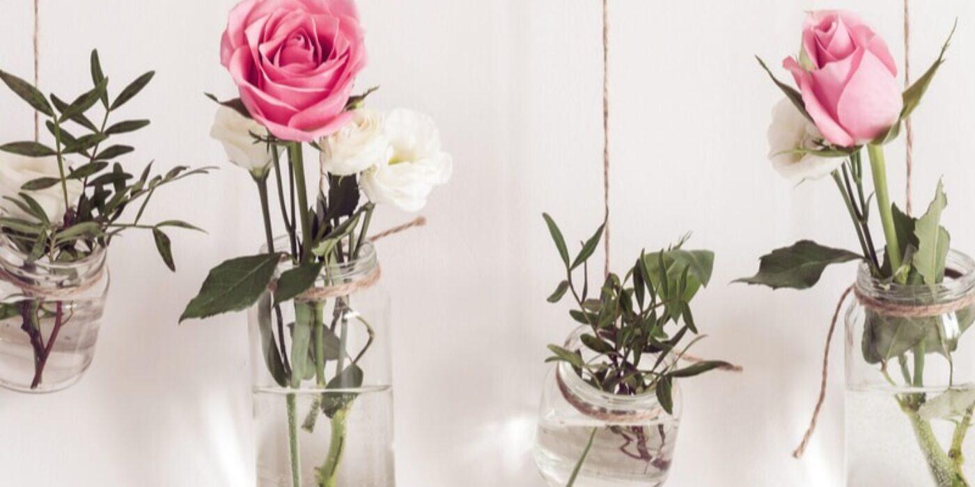 reusable-glass-jar-flowers